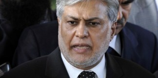 Ishaq Dar challenges rejection of nomination papers for Senate seat