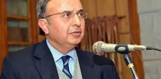 LHC Judge Justice Mansoor Ali Shah