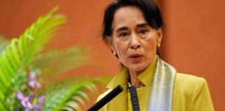 Myanmar's Suu Kyi Rohingya crisis