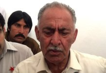 Iqbal Khan, father of slain Mashal Khan