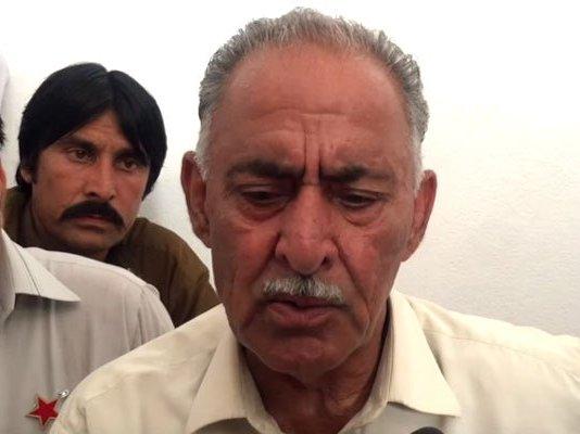 Iqbal Khan, father of slain Mashal Khan