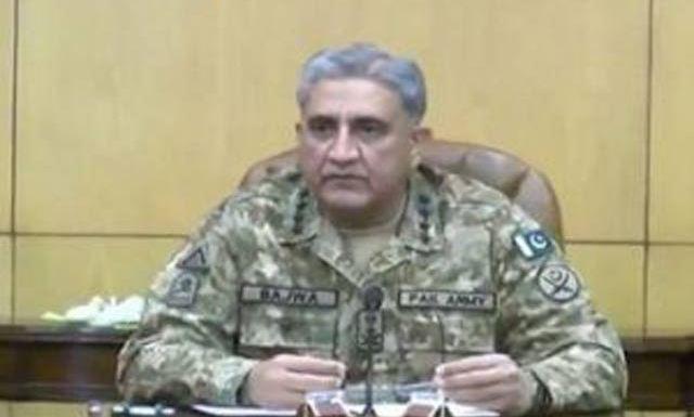 COAS Gen Bajwa condoles loss of lives in Iranian plane crash