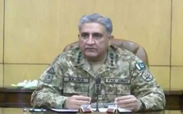 COAS endorses punishments of two army and one civil officer over espionage