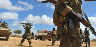 Mogadisho blast