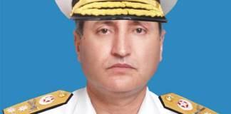 Vice Admiral Zafar Mahmood