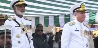 Admiral Zafar Mahmood Abbasi Pakistan Navy