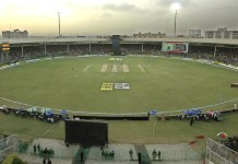 Karachi National Stadium