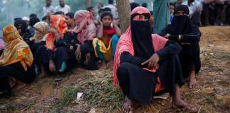 Rohingya women gang-raped by Myanmar troops