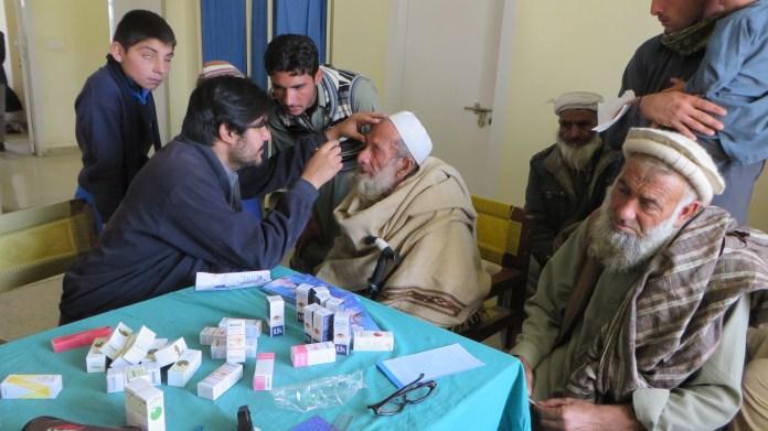 Health services in FATA