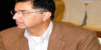 PTI Senator Nauman Wazir