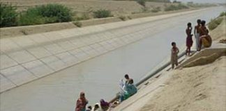 Chashma Right Bank Canal