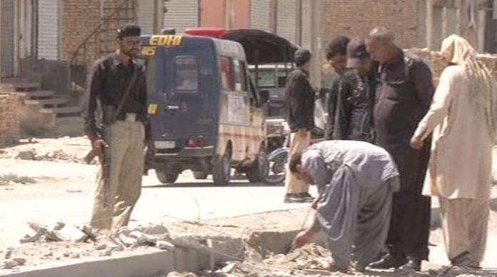 Quetta, Sariab Road bomb blast