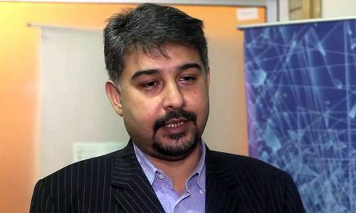 Ali Raza Abidi resigns from National Assembly