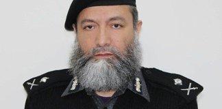AIG martyred in Peshawar blast