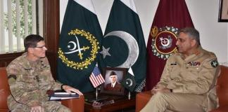 US CENTCOM Commander calls on COAS