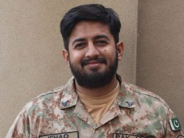 Major Ishaq martyred in DI Khan operation