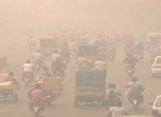 Four killed, several injured in fog-related incidents in Punjab