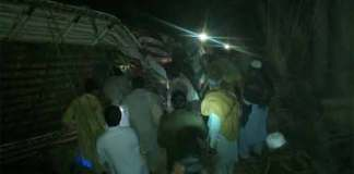 Talagang accident