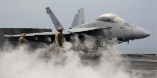 US military aircraft crashes