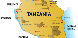 Plane crash in Tanzania