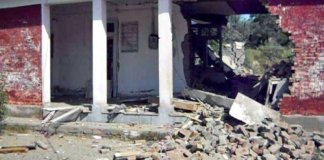 Terror-hit school in KP