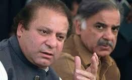 Nawaz Sharif-Shahbaz Sharif