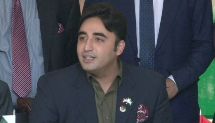Bilawal asks authorities to at least listen to PTM demands