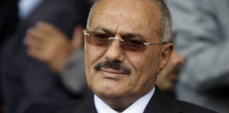 Ali Abdullah Saleh Yemen