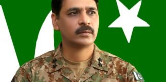 Forming laws, making amendments responsibility of parliament: DG ISPR