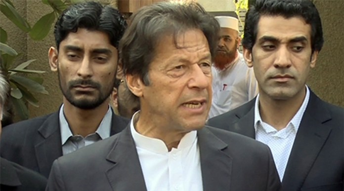 Electoral alliance with PPP under Zardari's leadership out of question: Khan