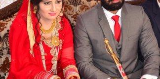 Sikh Major of Pakistan Army ties knot