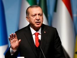 Erdogan compares Israel's Gaza 'brutality' to Nazi persecution of Jews