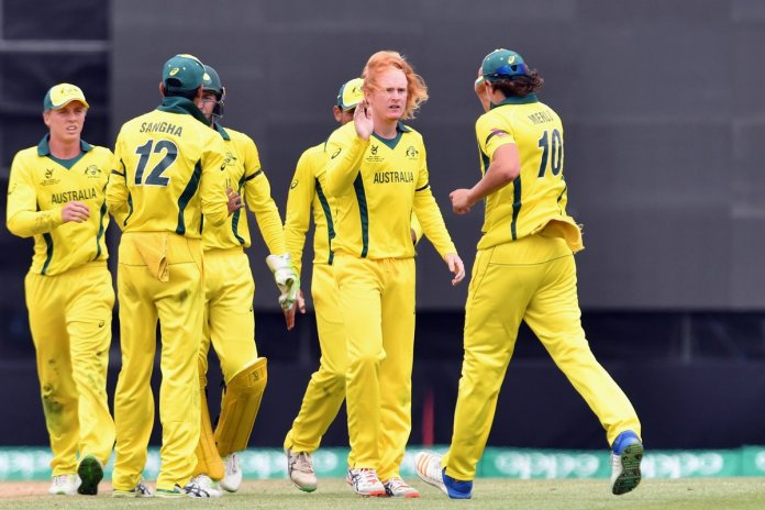 Australia beat Afghanistan to qualify for U-19 World Cup final