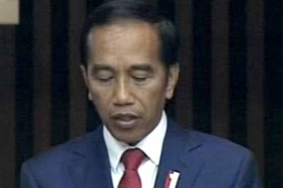 Indonesian President calls for firm commitment to democracy