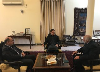 Afghan interior minister, NDS chief in Pakistan for talks: FO