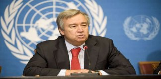 UN Chief continuously monitoring Pak-India situation