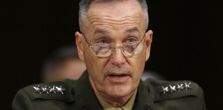 US General Joseph Dunford