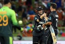 New Zealand beats Pakistan