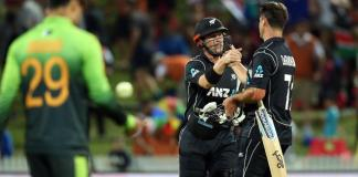 New Zealand whitewashes Pakistan in five-match ODI series