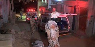 3 TTP terrorists killed during encounter in Karachi: Rangers spokesman