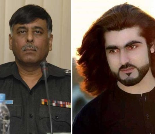 SSP Malir Rao Anwar, SSP Investigations sacked from posts in Naqeeb's case