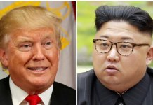 Trump casts doubt on planned summit with North Korean leader