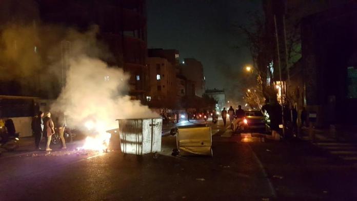 unrest in Iran