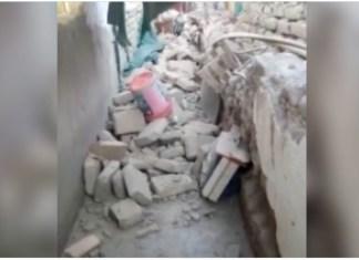 earthquake in Peru