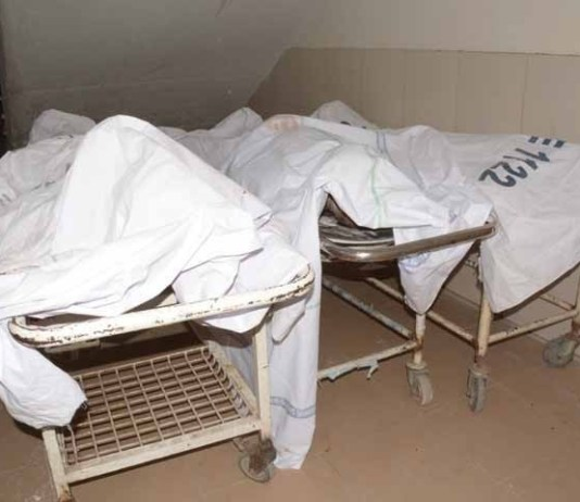 Three brothers died in wall collapse incident in Swabi