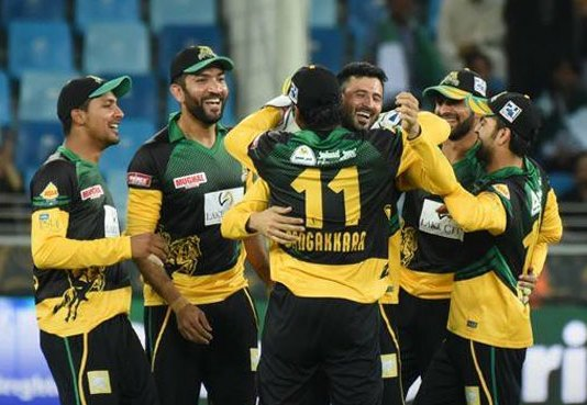 PSL 2018: Multan Sultans beat Lahore Qalandars by 43-run