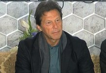Imran Khan claims Ahad Cheema remained front man of Shehbaz Sharif