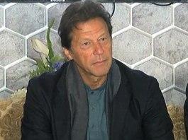 Imran Khan claims Ahad Cheema remained front man of Shehbaz Sharif
