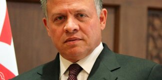 King Abdullah-II of Jordan arrives in Islamabad tomorrow