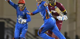 Afghanistan trounces Zimbabwe by 154-run in first ODI